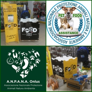 PET FOOD ASSISTANCE ALL'ARCAPLANET DI UDINE.